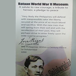Tribute to Philippine Heroes